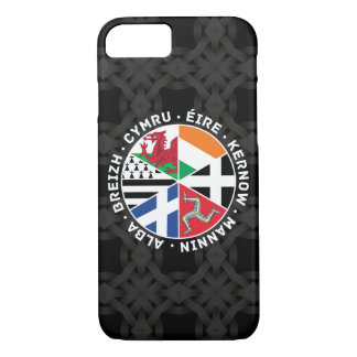 Celtic Nations Flags iPhone 7 Cover
