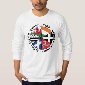Celtic Nations Flags Shirt