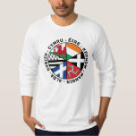 Celtic Nations Flags T-Shirt