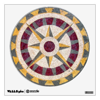 Celtic Nautical Compass Wall Stickers