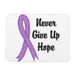 Celtic Never Give Up Hope Alzheimer's Disease Flexible Magnets