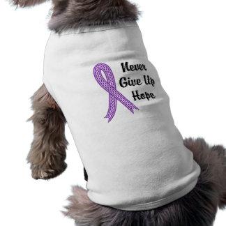 Celtic Never Give Up Hope Crohn's Disease Dog Tshirt
