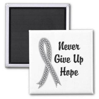 Celtic Never Give Up Hope Retinoblastoma Magnets