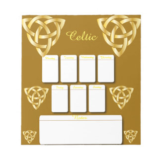 Celtic Notepad