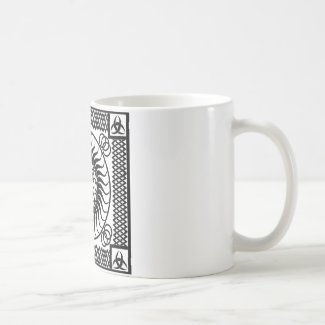 Celtic ornamentation Coffee Mug
