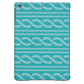 Celtic Pattern blues iPad Air Cases