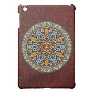 Celtic Pattern Circle iPad Case