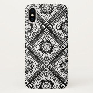 Celtic Pattern... iPhone X Case