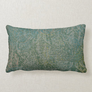 Celtic Patterned Throw Pillow -VI