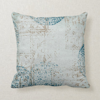 Celtic Patterned Throw Pillow -VII