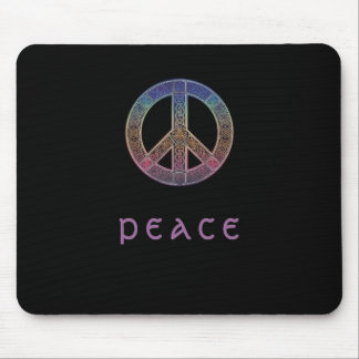Celtic Peace Mouse Pad