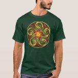 Celtic Pentacle Spiral T-Shirt