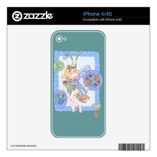 Celtic Pisces iPhone 4 Skins