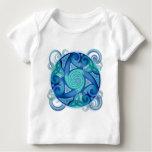Celtic Planet Baby T-Shirt