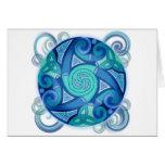 Celtic Planet Card