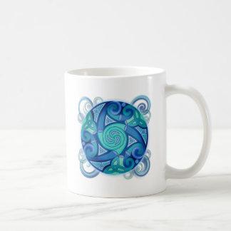 Celtic Planet Coffee Mugs