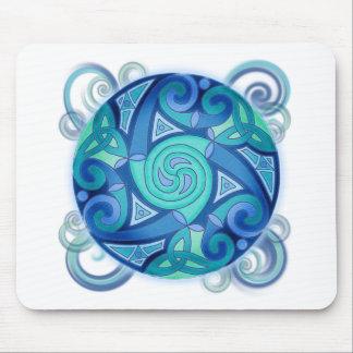 Celtic Planet Mouse Pad