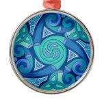 Celtic Planet Premium Ornament