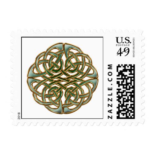 Celtic postage