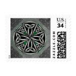 Celtic Postage Stamp