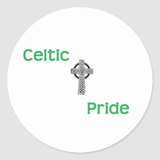 Celtic Pride Large Sticker