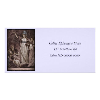 Celtic Queen Boudicca Photo Card