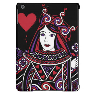 Celtic Queen of Hearts Part I iPad Air Case