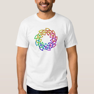 Celtic Rainbow T Shirt
