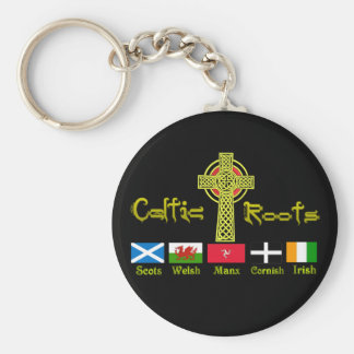 Celtic Roots. Keychain