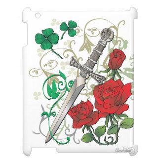 Celtic Rose iPad - 1 Cover For The iPad Mini