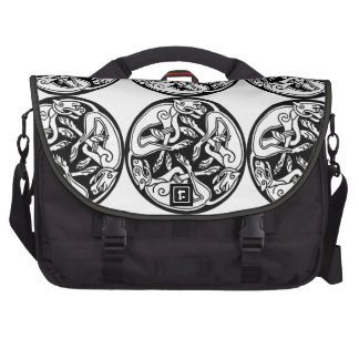 Celtic Round Dogs Commuter Bag