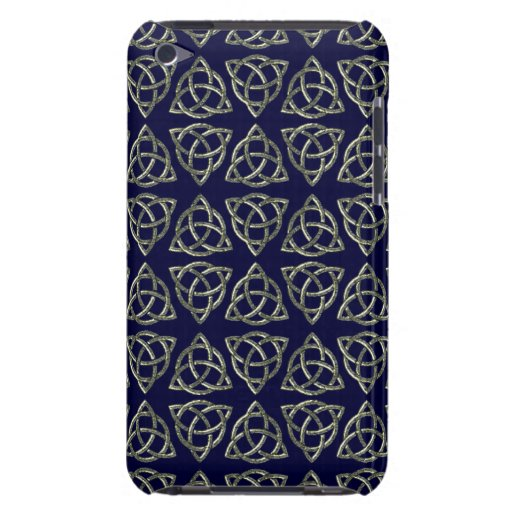Celtic Scandi Tri Knot Design Case-Mate iPod Touch Case