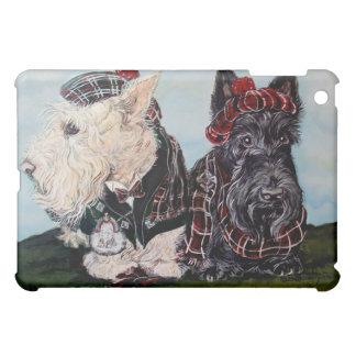 Celtic Scottish Terriers iPad Mini Cases