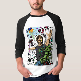 Celtic Shaman - by Jay Piscopo T-Shirt