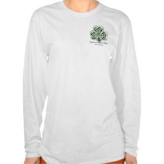 Celtic Shamrock Design 2 T-Shirt Design 2