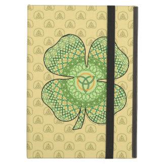 Celtic Shamrock iPad Powis Case iPad Cover