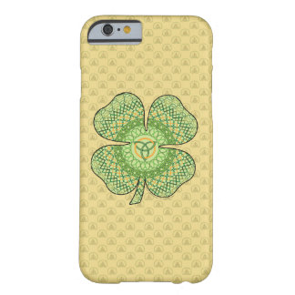 Celtic Shamrock iPhone Case-Mate Case Barely There iPhone 6 Case