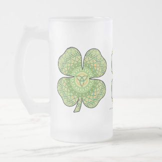 Celtic Shamrock Mug