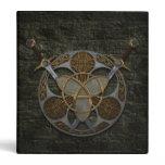 Celtic Shield And Swords Binder