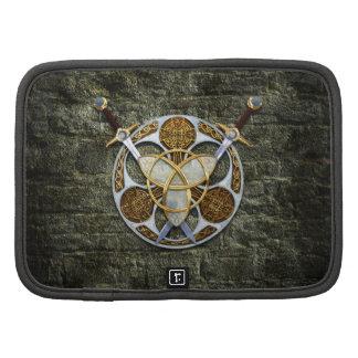 Celtic Shield and Swords Planner
