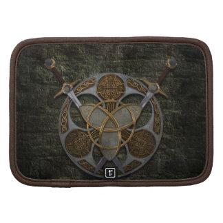 Celtic Shield And Swords Organizer