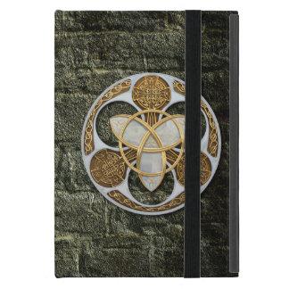 Celtic Shield Cover For iPad Mini