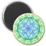 Celtic Shield Fridge Magnet