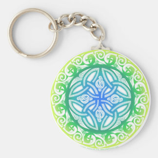 Celtic Shield Keychain