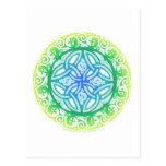 Celtic Shield Post Card