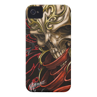 Celtic Skull iPhone 4 Case