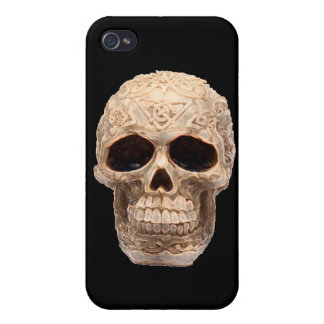 celtic skull iPhone 4/4S covers
