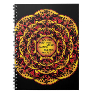 Celtic Sky Notebook