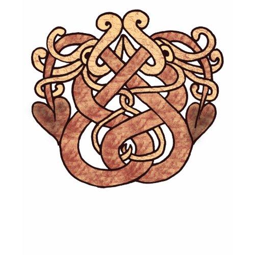 Celtic Snakes shirt