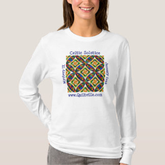 Celtic Solstice long sleeve tee